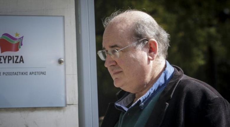 Φίλης: Βλέπει εκλογές τον Μάιο, επιθυμεί να σπάσει ο ΣΥΡΙΖΑ το εμπάργκο στον Σκάι - Κεντρική Εικόνα