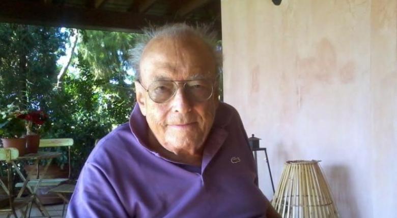 Πέθανε στα 92 του ο Κάρολος Φιξ - Κεντρική Εικόνα