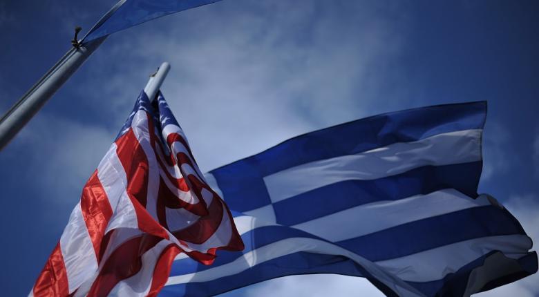Συνάντηση ΥΕΘΑ με αντιπροσωπεία του Ελληνοαμερικανικού Ινστιτούτου και επιχειρηματίες από τις ΗΠΑ - Κεντρική Εικόνα