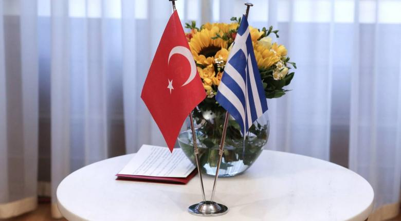 Τριμερής Ελλάδας-Τουρκίας-Γερμανίας στο Βερολίνο - Κεντρική Εικόνα