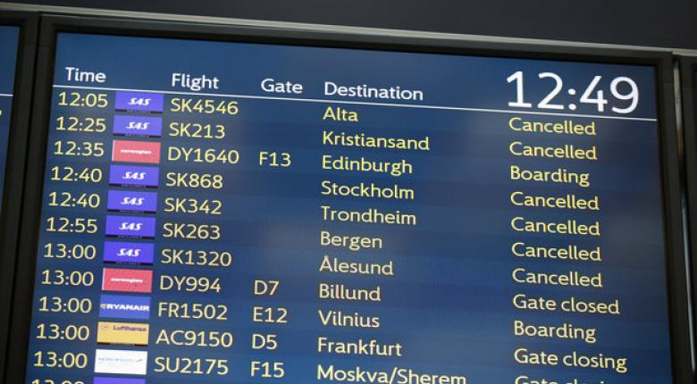 Ποια γνωστή αεροπορική εταιρεία κατέβασε ρολά - Ακύρωση εκατοντάδων πτήσεων - Κεντρική Εικόνα