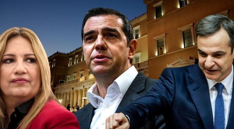 ΣΥΡΙΖΑ και ΚΙΝΑΛ ζητούν από τον Μητσοτάκη να ζητήσει άμεσα τη σύγκληση του Ευρωπαϊκού Συμβουλίου - Κεντρική Εικόνα