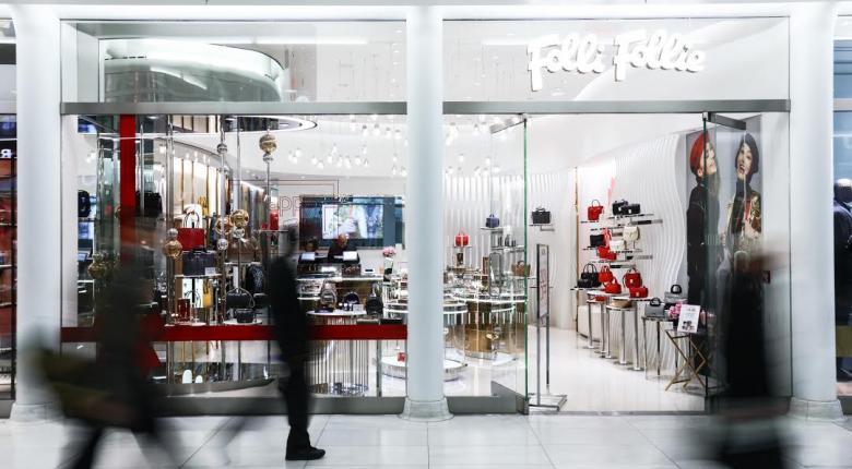7e9934267f Folli Follie  Concept Store στο Westfield World Trade Center στην Νέα Υόρκη