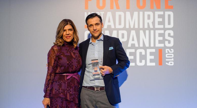 Το Public στις πιο αξιοθαύμαστες εταιρίες της Ελλάδας στη λίστα του ''Fortune Greece Most Admired Companies 2019'' - Κεντρική Εικόνα