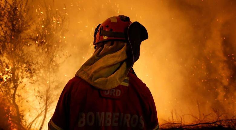 Στο έλεος των πυρκαγιών και πάλι η Πορτογαλία (photos+videos) - Κεντρική Εικόνα