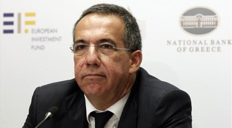 Εκτός Εθνικής Τράπεζας ο CEO Λεωνίδας Φραγκιαδάκης - Κεντρική Εικόνα
