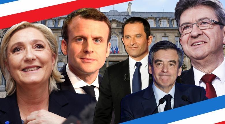 Σήμερα το πρώτο τηλεοπτικό ντιμπέιτ των γαλλικών εκλογών  - Κεντρική Εικόνα