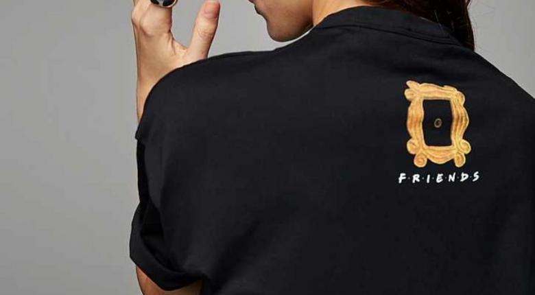 Tα Zara φέρνουν νέα σειρά T-Shirts εμπνευσμένα από τη σειρά «Friends» (photo) - Κεντρική Εικόνα
