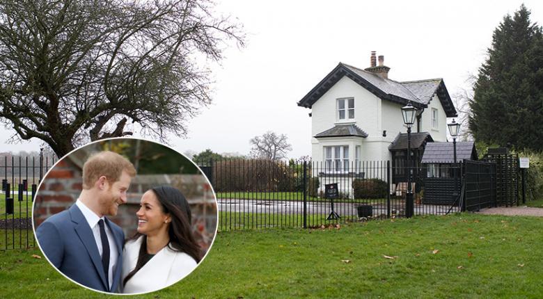 Ο πρίγκιπας Χάρι και η Μέγκαν μετακομίζουν στο σπίτι τους - Κεντρική Εικόνα
