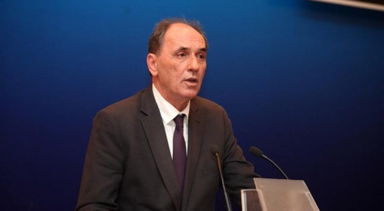 Την ενεργειακή πολιτική για τα επόμενα δώδεκα χρόνια, παρουσίασε ο Γ. Σταθάκης - Κεντρική Εικόνα