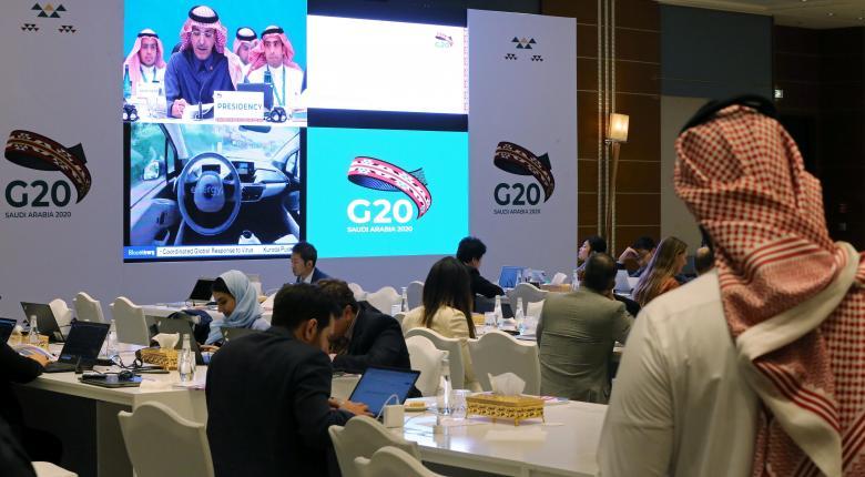 Κορωνοϊός: «Θα το ξεπεράσουμε» όλοι μαζί, λένε οι ηγέτες της G20 - Ένεση 5 τρισ. δολ. στην παγκόσμια οικονομία - Κεντρική Εικόνα