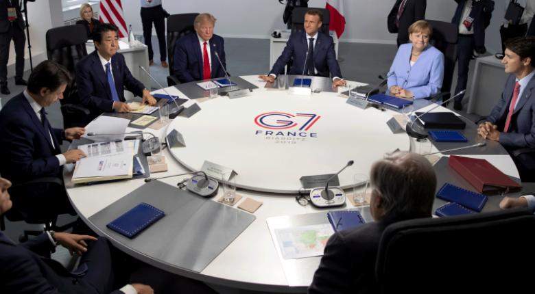 G7: Γερμανικό «όχι» στην πρόταση Τραμπ για πρόσκληση Πούτιν στη σύνοδο των ηγετών - Κεντρική Εικόνα