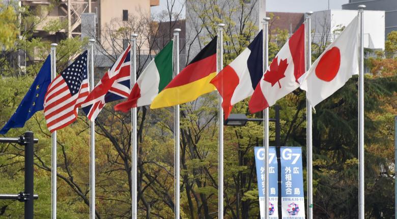 Κορωνοϊός: Δέσμευση των ΥΠΟΙΚ της G7 για «ό,τι χρειαστεί» για να αντιμετωπιστεί η κρίση - Κεντρική Εικόνα