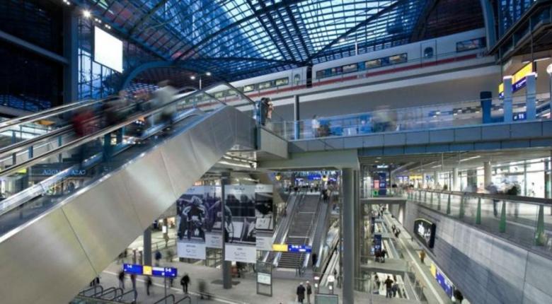 Μεγάλη επένδυση 100 εκατ. € για Mall στον Κεντρικό Σταθμό Θεσσαλονίκης - Κεντρική Εικόνα