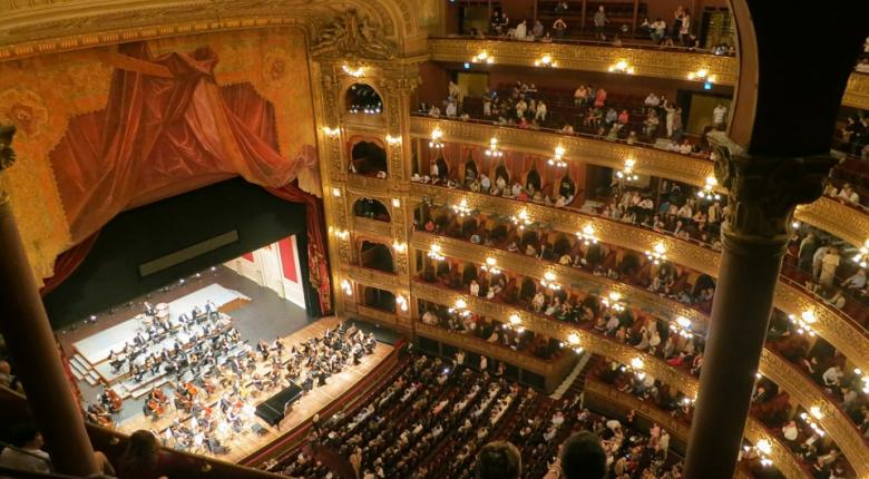 Μουσική Οδύσσεια με ελληνικό ρεπερτόριο στην Όπερα του Ρήνου στο Στρασβούργο - Κεντρική Εικόνα