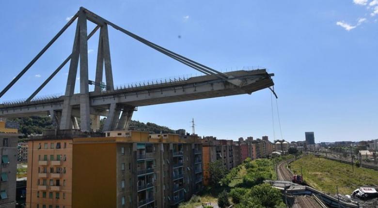 «Βόμβα» από πολιτικό μηχανικό για την οδογέφυρα: Χρειαζόταν έκτακτη συντήρηση - Κεντρική Εικόνα