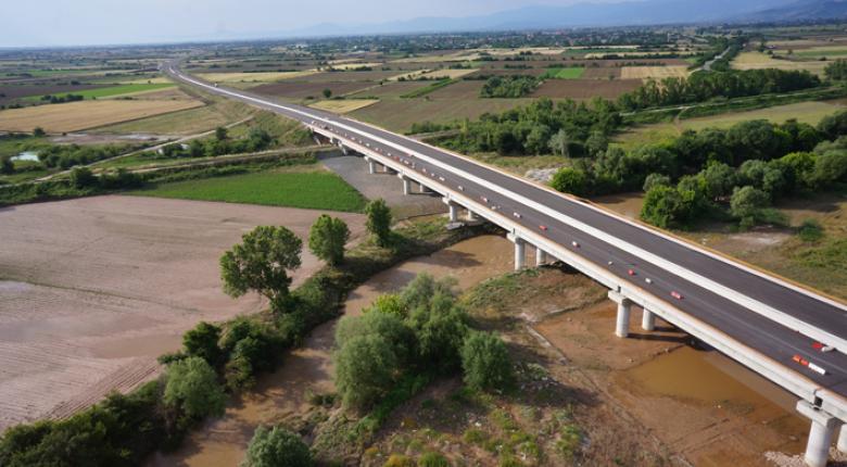 Αυτοκινητόδρομος Κεντρικής Ελλάδος «Ε65» - Ένας δρόμος σε τρεις δόσεις (Φωτο) - Κεντρική Εικόνα 5