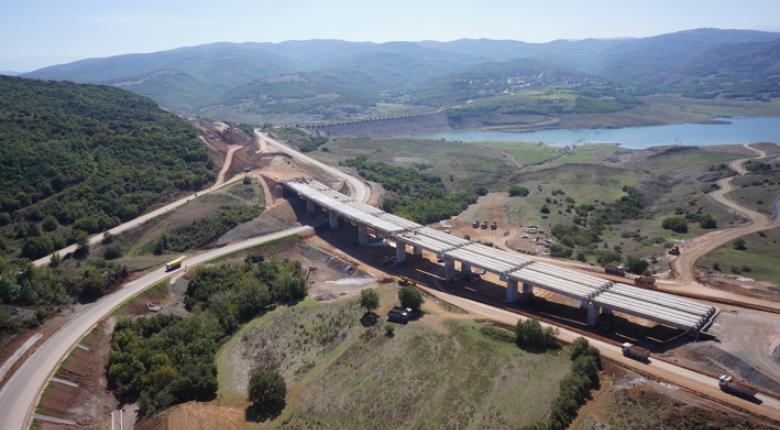 Αυτοκινητόδρομος Κεντρικής Ελλάδος «Ε65» - Ένας δρόμος σε τρεις δόσεις (Φωτο) - Κεντρική Εικόνα 6