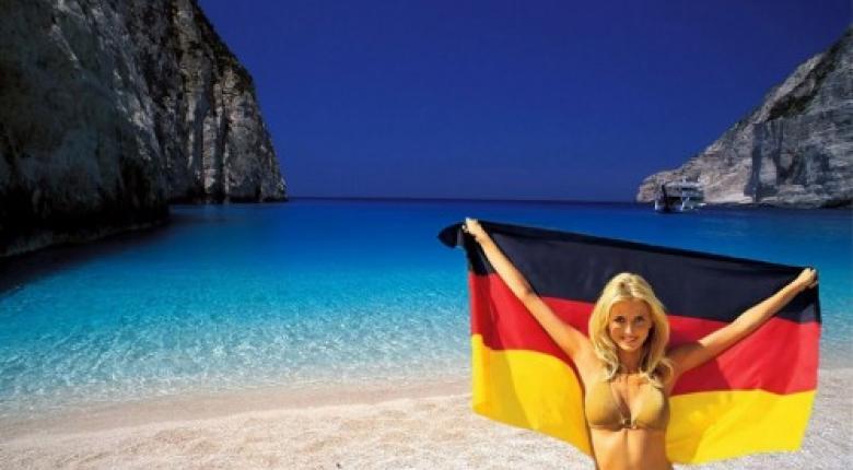 Καλοκαιρινή... εισβολή στην Ελλάδα ετοιμάζουν οι Γερμανοί  - Κεντρική Εικόνα