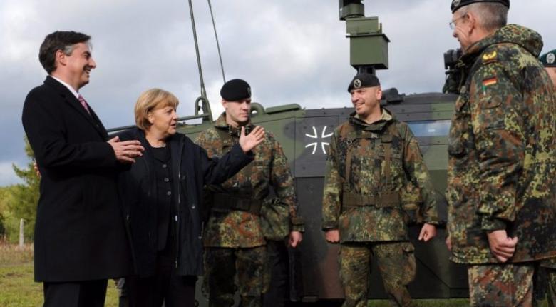 Γερμανία: Απαγόρευση εκδηλώσεων προσέλκυσης νέων στελεχών για τις Ένοπλες Δυνάμεις - Κεντρική Εικόνα