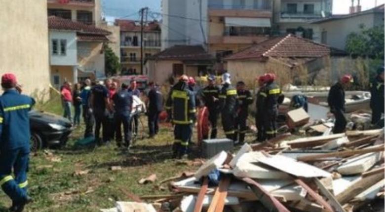 Πέθανε ο 66χρονος που τραυματίστηκε σοβαρά μετά από έκρηξη στα Ιωάννινα - Κεντρική Εικόνα