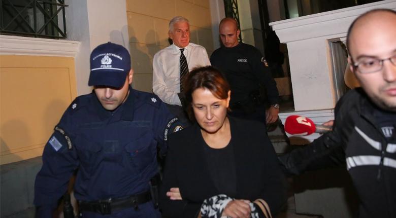 Αποφυλακίστηκε η σύζυγος του Γιάννου Παπαντωνίου - Κεντρική Εικόνα