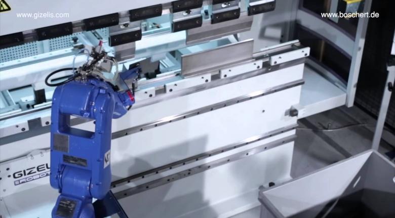 Η Gizelis Robotics δίνει τον παλμό του βιομηχανικού smart factory με ρομποτική τεχνολογία - Κεντρική Εικόνα