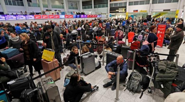 Συλλήψεις για το περιστατικό με το drones στο αεροδρόμιο του Γκάτγουικ - Κεντρική Εικόνα