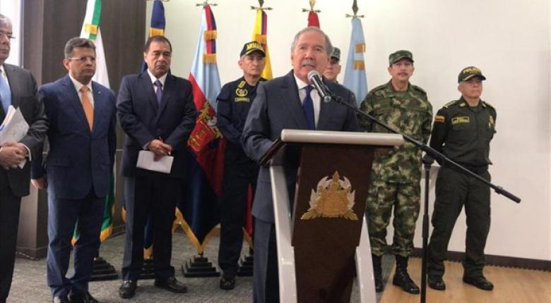 Koλομβία: Παραίτηση υπουργού Άμυνας μετά το σάλο για το θάνατο 8 παιδιών από αεροπορικό βομβαρδισμό - Κεντρική Εικόνα