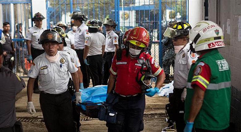 Γουατεμάλα: Λουτρό αίματος από ανταλλαγή πυρών σε φυλακές - Κεντρική Εικόνα