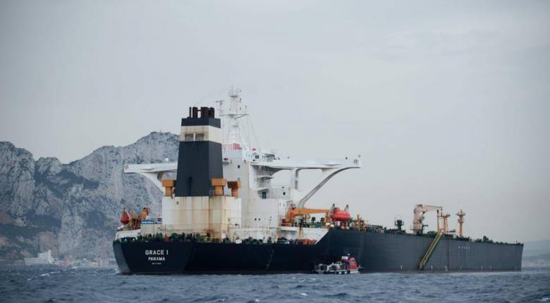 «Ένταλμα σύλληψης» του ιρανικού δεξαμενόπλοιου Grace 1 εξέδωσε αμερικανικό δικαστήριο - Κεντρική Εικόνα