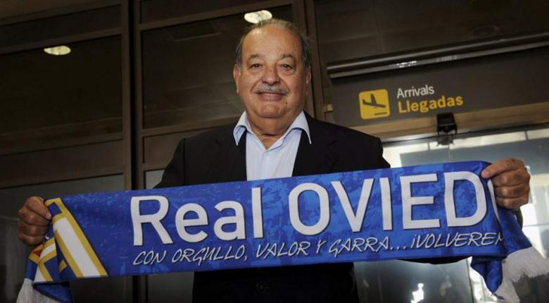 Σάρλος Σλιμ: Ο μεξικάνος μεγιστάνας είναι ο πλουσιότερος ιδιοκτήτης ποδοσφαιρικού συλλόγου  - Κεντρική Εικόνα
