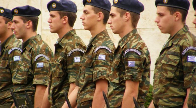 Η Ελλάδα διαθέτει τον 4ο μεγαλύτερο στρατό στην ΕΕ!  - Κεντρική Εικόνα
