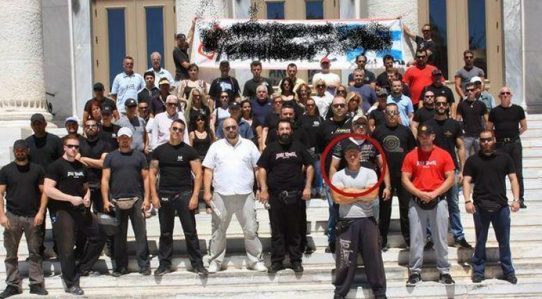 Καταδικάστηκε ομόφωνα χρυσαυγίτης για επίθεση σε μέλη της ΑΝΤΑΡΣΥΑ το 2015 - Κεντρική Εικόνα