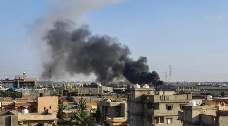 Αιματηρές μάχες στη Λιβύη παρά το ψήφισμα του ΟΗΕ - Κεντρική Εικόνα