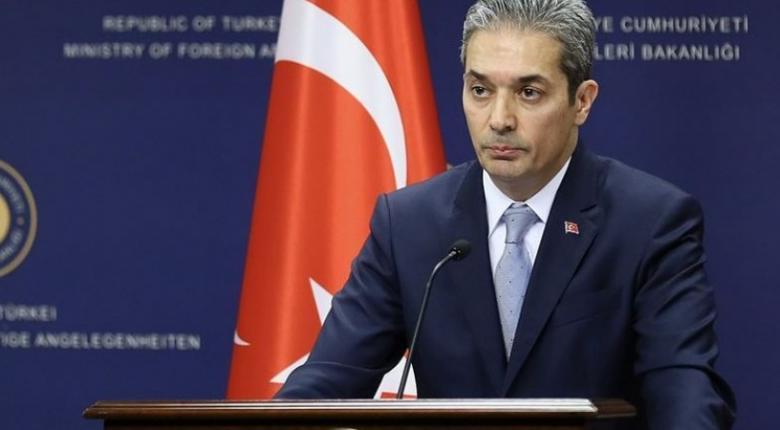 Τουρκία: «Οι δηλώσεις του Προέδρου Μακρόν δεν έχουν καμία αξία για τη χώρα μας» - Κεντρική Εικόνα