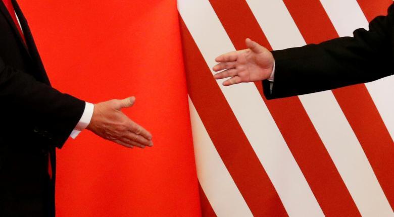 «Φυτίλι» ανάμεσα σε ΗΠΑ και Κίνα ο κορωνοϊός - Κεντρική Εικόνα