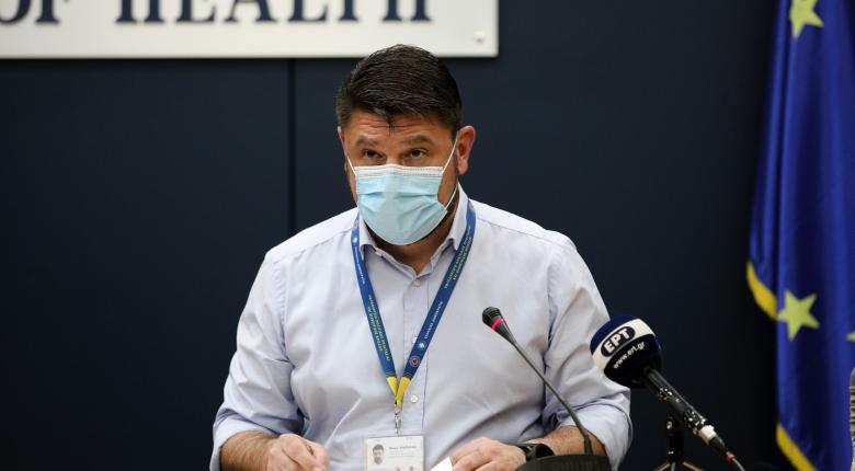 Αυστηρό lockdown σε Ελευσίνα, Ασπρόπυργο και Μάνδρα ανακοίνωσε ο Χαρδαλιάς - Κεντρική Εικόνα