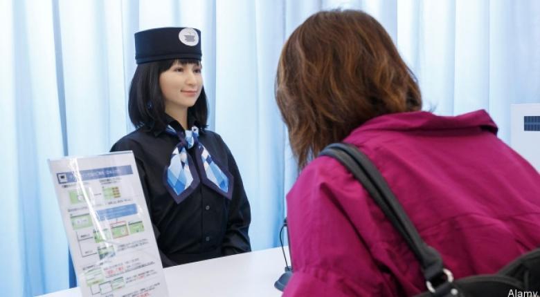 Το πρώτο ρομποτικό ξενοδοχείο στον κόσμο... απέλυσε τα ρομπότ για να προσλάβει ανθρώπους (video) - Κεντρική Εικόνα