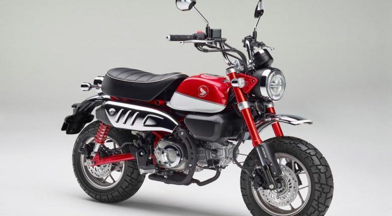 Το εμβληματικό, Honda Monkey 125 ABS επιστρέφει πλήρως ανανεωμένο - Κεντρική Εικόνα