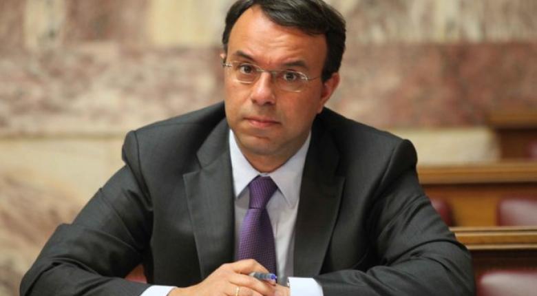 Σταϊκούρας: Ο ΣΥΡΙΖΑ βλάπτει σοβαρά την ανάπτυξη - Κεντρική Εικόνα