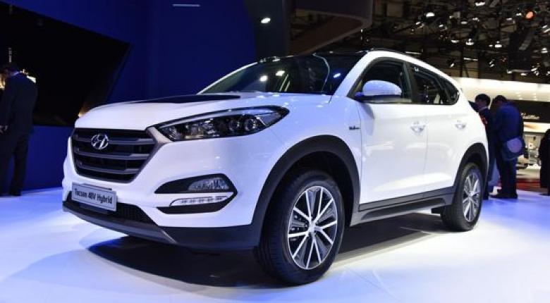 Το νέο Hyundai Tucson 48V Hybrid - Κεντρική Εικόνα