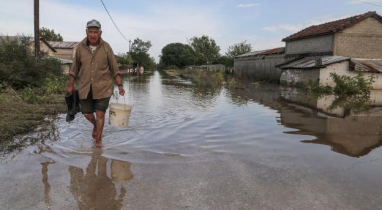 «Ιανός»: Αυτά είναι τα μέτρα του υπουργείου Υποδομών και Μεταφορών για τις πληγείσες περιοχές - Κεντρική Εικόνα