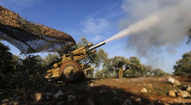 Συρία-Ιντλίμπ: Σφοδρή αντεπίθεση Τουρκίας με πυροβολικό - Παρέμβαση ΗΠΑ υπέρ Ερντογάν (Photos/Videos/Χάρτης) - Κεντρική Εικόνα
