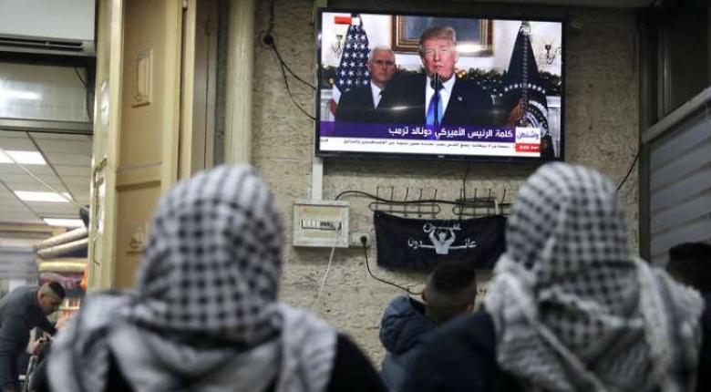 Διεθνή ΜΜΕ: Η αναγνώριση της Ιερουσαλήμ ως πρωτεύουσας του Ισραήλ απομακρύνει την ειρήνη - Κεντρική Εικόνα
