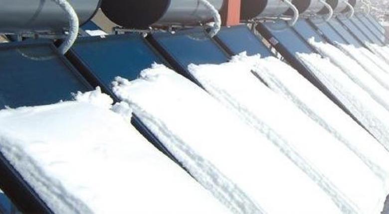 Πώς να προστατεύσετε δίκτυα ύδρευσης και ηλιακούς θερμοσίφωνες από τον πάγο - Κεντρική Εικόνα