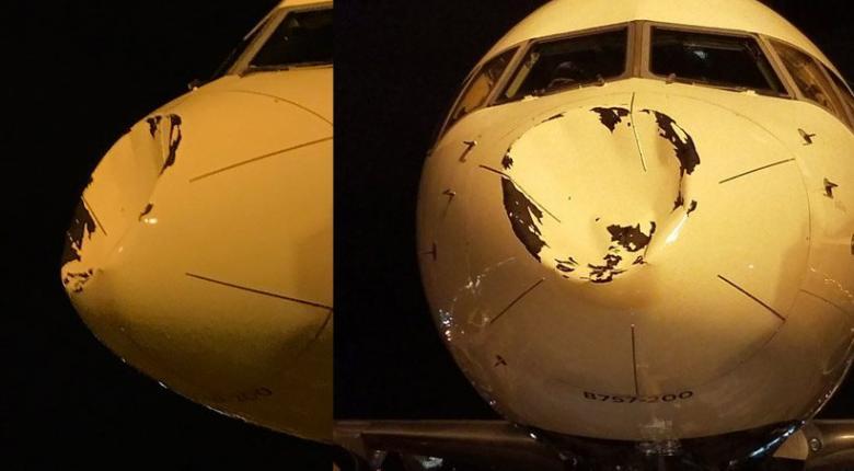 Πτήση θρίλερ για ομάδα του NBA – Με τι συγκρούστηκε το αεροπλάνο στον αέρα - Κεντρική Εικόνα