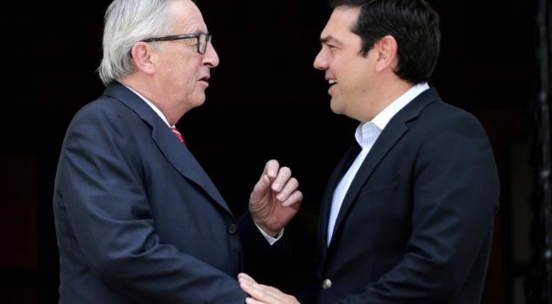 Τηλεφωνική συνομιλία Τσίπρα-Γιούνκερ για το Κυπριακό - Κεντρική Εικόνα