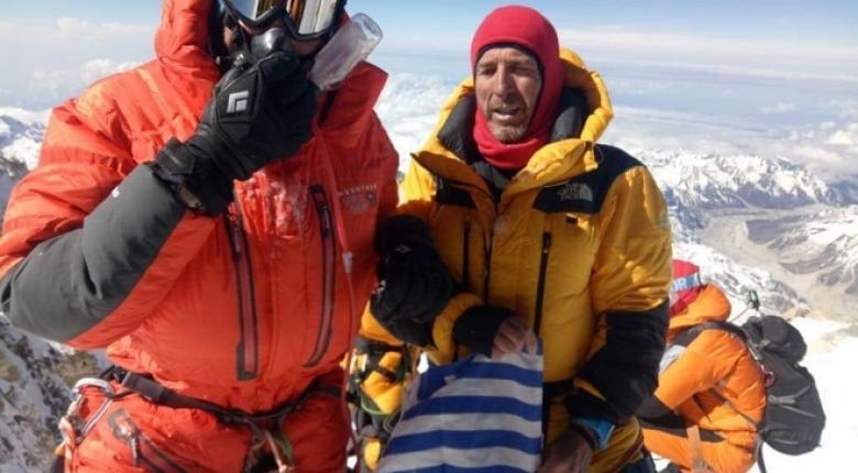 Οι Έλληνες ορειβάτες που κατέκτησαν τα Ιμαλάια - Κεντρική Εικόνα