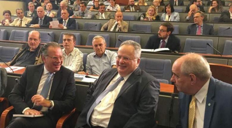 Ημερίδα ΥΠΕΞ για τη Συμφωνία των Πρεσπών: Που επικέντρωσαν οι ακαδημαϊκοί κατά την 3η συνεδρία - Κεντρική Εικόνα